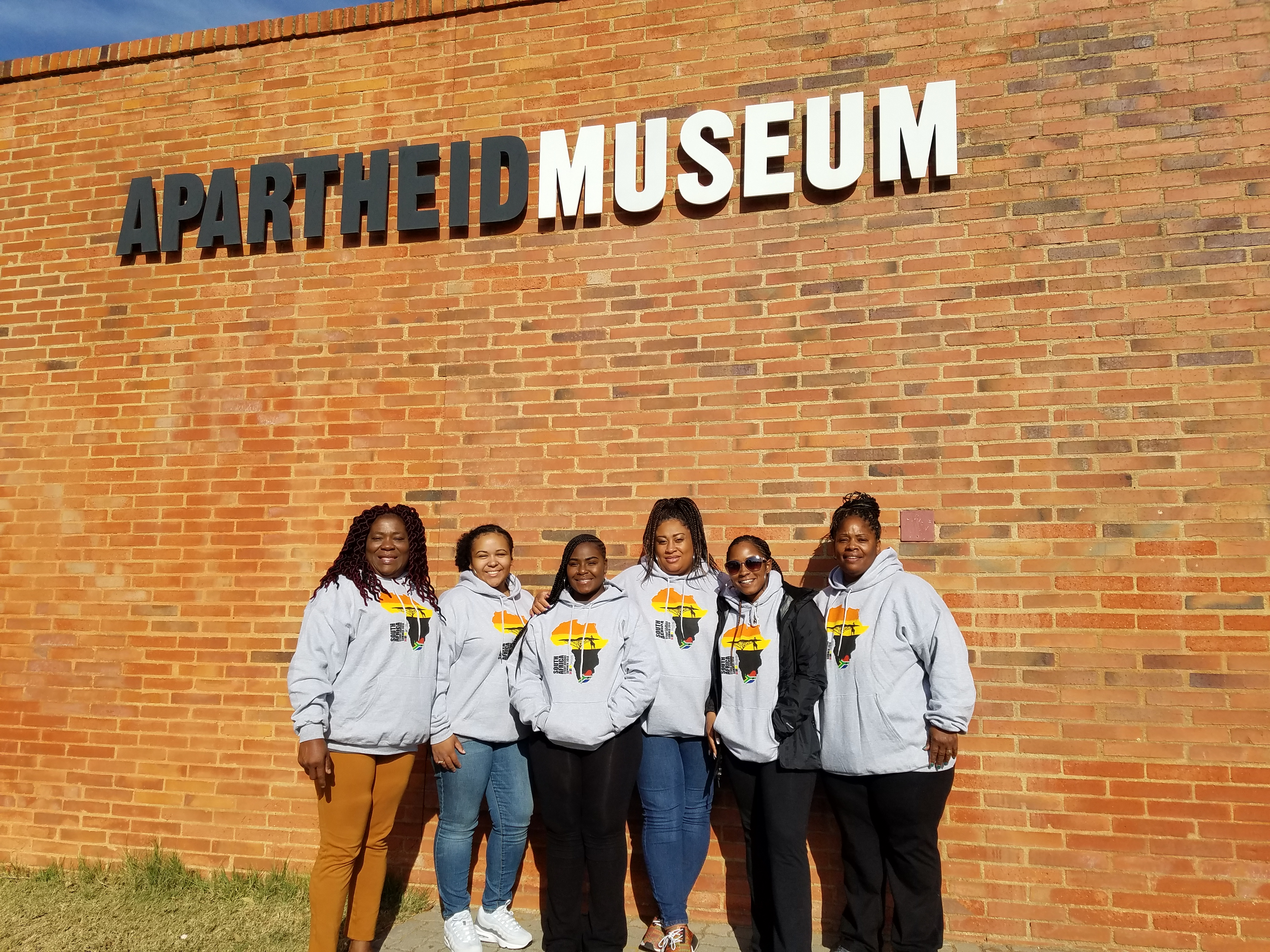 Apartheid Museum WMLA