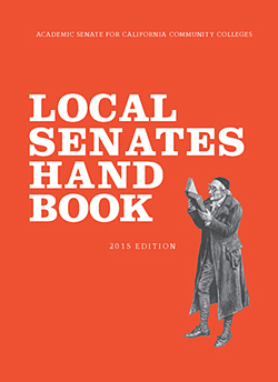 Local Senate Handbook cover image